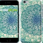 Чехол на iPhone 6 Узор v14 2711c-45 фото