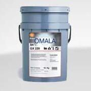 Редукторные масла Shell Omala S4 GX 220/D209L фото
