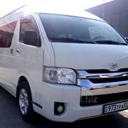 Заказ пассажирских микроавтобусов фото