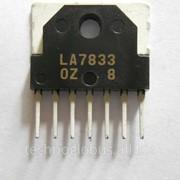 Микросхема LA7833 821 фото