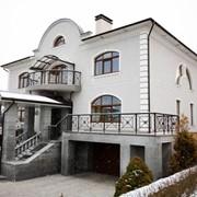 Строительство дома,коттеджа под ключ, киев фото