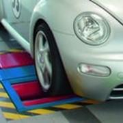 Роликовые тормозные стенды для легковых автомобилей: Maha IW 2 LON фото