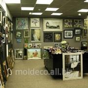 Постеры арт-салона molDeco фото