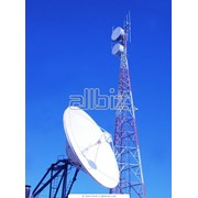 Антенны связи фото