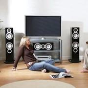 Комплекты акустические для домашнего кинотеатра фото