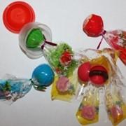 Упаковка товаров в капсулу фото