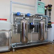 Поставка оборудования очистки сточных вод фото