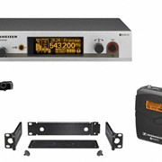 UHF радиосистема Sennheiser EW 312 G3 фото