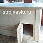 Будка Собачья №67 (Размер 1.5-1-0.9 м) фото