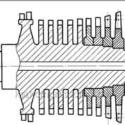 Производство запасных частей паровых турбин фото