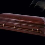 Элитный гроб «Сенатор» фото