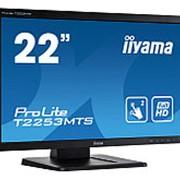 """Монитор Iiyama 21.5"""" ProLite T2253MTS-B1 фото"""