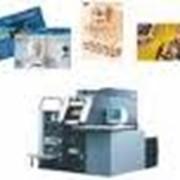 Печать офсетная и специальная высокая фото