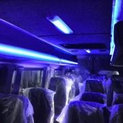Переоборудование микроавтобусов, реставрация салонов фото