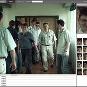 Система некооперативного выделения и распознавания лиц фото