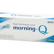 Линзы INTEROJO Morning Q 1-Day сила от -10,00 до - 0,25 радиус 8,6 фото