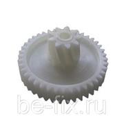 Шестерня средняя (зубчатое колесо) Z4 Z5 для мясорубки Zelmer 187.0004 793636. Оригинал фото