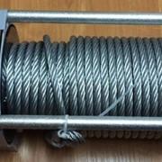 Лебедка автомобильная электрическая (12V) фото