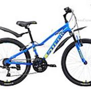 Велосипед Stark Rocket 24.1 V (2019) Голубой фото