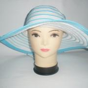 Женская летняя шляпа Alenstar 56 размер фото