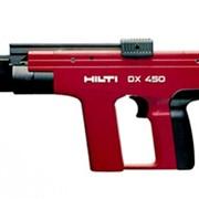 Монтажный пистолет Hilti DX-450 б/у фото