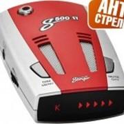 S 500 ST Stinger радар-детектор (Антирадар), Бело-красный фото