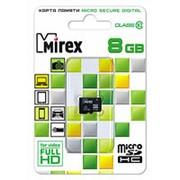 Карта памяти microSD 32 GB Mirex class 10 фото