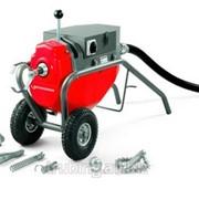 Машина для чистки труб R80 спиральной прочистки, санации труб и каналов диаметром от 50 до 250мм, 1400Вт Rothenberge фото