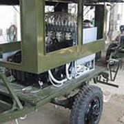 Аэродромный электромотор-генератор АЭМГ-50М1 фото
