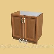 Кухни МДФ рамочный нижний 800 мм фото