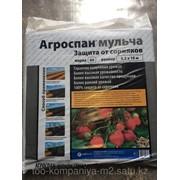 """Укрывной материал """"Агроспан 60 мульча"""" 3.2х10 фото"""