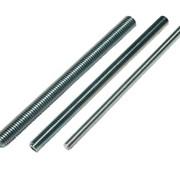 Шпилька метрическая, стандарт: DIN 975, оцинкованная фото