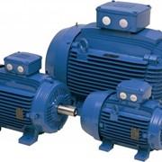 Двигатели асинхронные трехфазные основного исполнения серий АИР, А, АД фото
