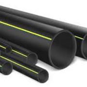 Трубы для газоснабжения ПНД SDR 17 диаметр 50 фото