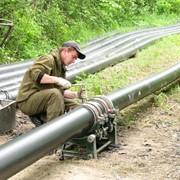 Строительство трубопроводов из полиэтиленовых труб: водопровода, канализации, полива и орошения, дренажа и т.д. Монтаж и сварка полиэтиленовых труб. фото