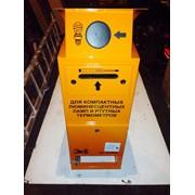 Ящик для утилизации радиоактивных отходов фото