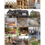 Комплектация строительных участков фото