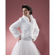 Жакет для невесты. Модель П-1649 Артикул 12С24-Д41 фото