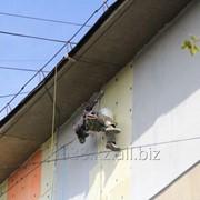 Утепление стен снаружи Алматы фото