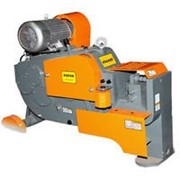 Станок для резки арматуры до 55 мм GQ55D Модель 401 фото