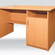 Стол письменный, стол для работы, корпусная мебель от производителя фото