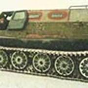 Транспортер гусеничный ГТ-Т фото