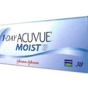 Accuvue Moist однодневная контактная линза фото