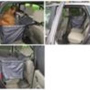 Автогамак для собак мелких и средних пород фото
