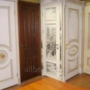 Изготовление входных и межкомнатных дверей фото