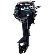 Лодочный подвесной двухтактный мотор MARLIN MP 9.8 AMHS. С гарантией! фото