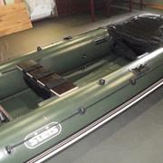 Тюнинг и ремонт надувных лодок фото