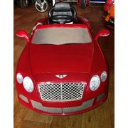 Электромобиль Bentley Continental GT фото