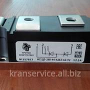 Тиристорно диодный модуль МТ/Д3-260 фото