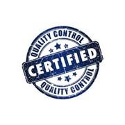 Сертификации работ/услуг в строительстве фото